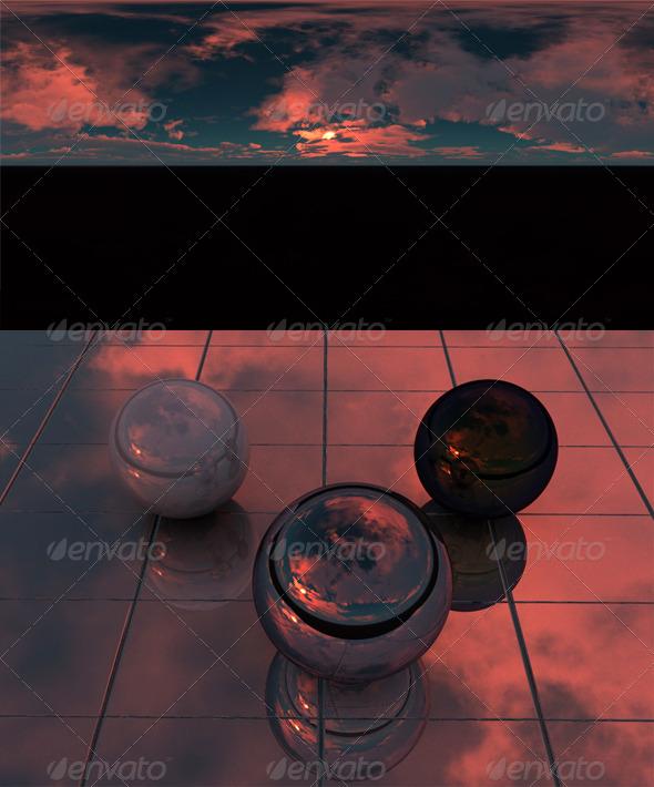 Desert121 - 3DOcean Item for Sale