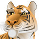 Cartoon Tiger - GraphicRiver Item for Sale