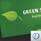 Green Business Card - GraphicRiver Item for Sale