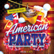 American Party Flyer - GraphicRiver Item for Sale