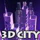 3D Dream City (2 in1) - VideoHive Item for Sale