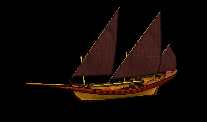 Age of Sail_Arabic Sail Ship
