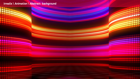 Led lights wall 17 by irrealix videohive play preview video aloadofball Images