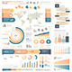 Modern Infographic Element Template - GraphicRiver Item for Sale