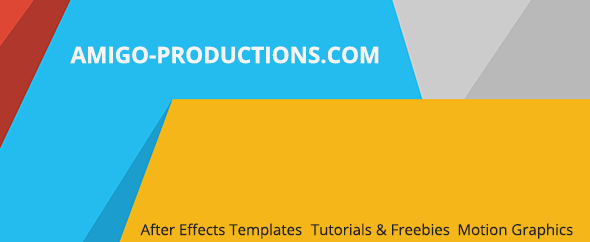 Amigo productions videohive banner3