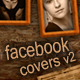 Facebook Timeline Covers v.2 - GraphicRiver Item for Sale