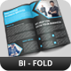 Creative Corporate Bi-Fold Brochure Vol 16 - GraphicRiver Item for Sale
