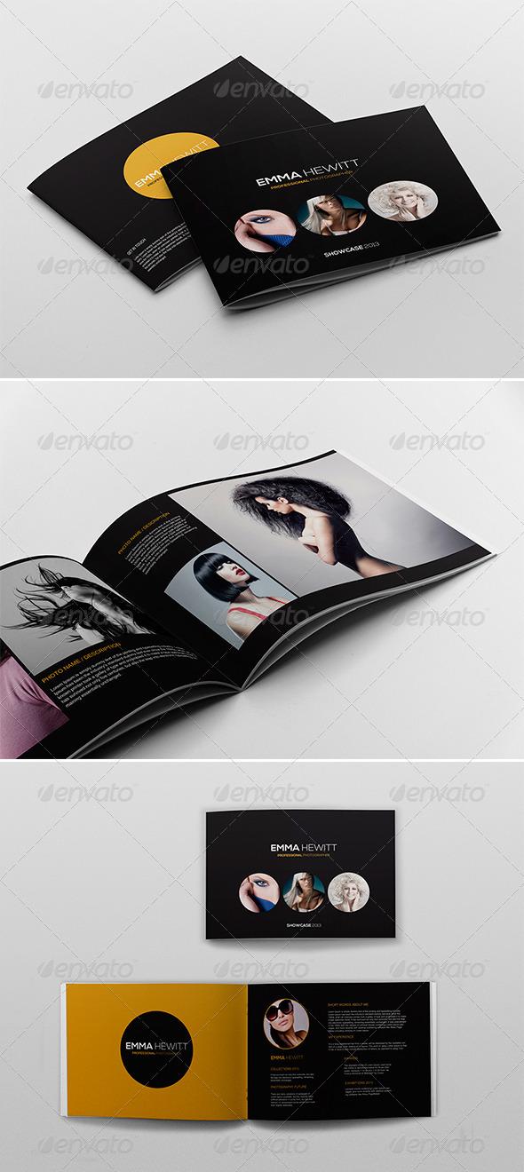 Portfolio Booklet Vol. 01 - Portfolio Brochures