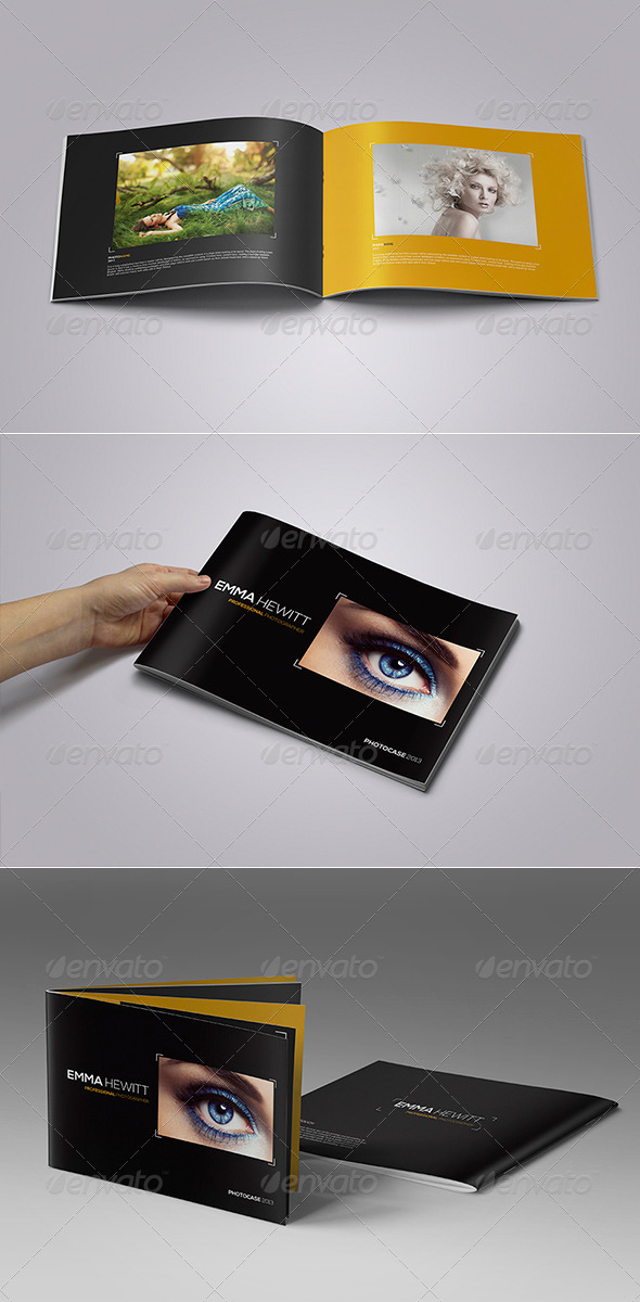 Portfolio Booklet Vol. 02 - Portfolio Brochures