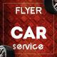 Elegant Car Services Flyer - GraphicRiver Item for Sale