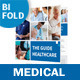 Medical Bifold Halffold Brochure - GraphicRiver Item for Sale