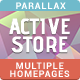ActiveWear WooCommerce Responsive WordPress Theme Nulled
