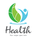 Natural Health Logo Template - GraphicRiver Item for Sale