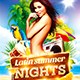 Latin Nights Party Flyer - GraphicRiver Item for Sale