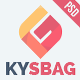 KySbag - eCommerce PSD Template - ThemeForest Item for Sale