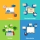 Online Education Icons - GraphicRiver Item for Sale