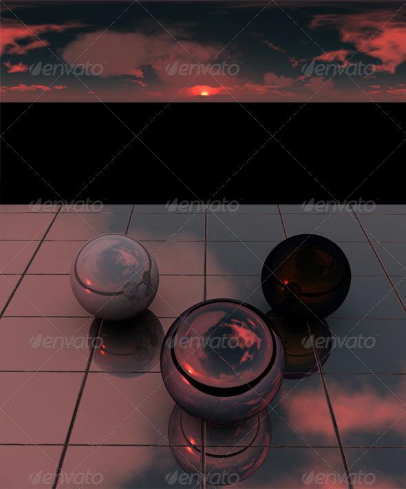Desert 125 - 3DOcean Item for Sale