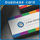 Light Rainbow Business Card - GraphicRiver Item for Sale