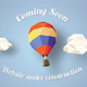 Coming Soon. Under Construction Page. - GraphicRiver Item for Sale