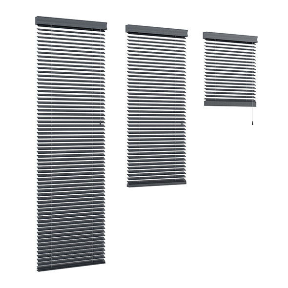 Dark Grey Shutters - 3DOcean Item for Sale