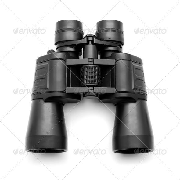 binoculars - Stock Photo - Images