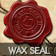 Wax Stamp Seal Photoshop Creator - GraphicRiver Item for Sale