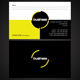 Business card NOTES - GraphicRiver Item for Sale