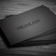 Dreamland Corporate Business Card V-02 - GraphicRiver Item for Sale