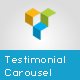 Visual Composer Extensions - Testimonial Carousel
