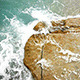 Sea Surf View from Above - VideoHive Item for Sale