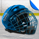 Hockey Helmet Mock Up Kit