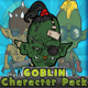 Goblin Character  Pack - GraphicRiver Item for Sale