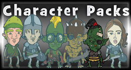 Character Packs