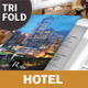 Hotel Trifold Brochure - GraphicRiver Item for Sale