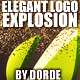 Download Elegant Logo Explosion from VideHive