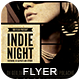 Indie Night | Flyer Template