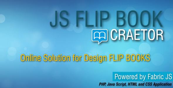 JS Flip Book Creator - CodeCanyon Item for Sale