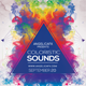 Coloristic Sounds Flyer Template - GraphicRiver Item for Sale