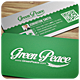 Green Peace - Business Card - GraphicRiver Item for Sale