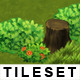 Top-Down Game Tileset 2 HD - GraphicRiver Item for Sale