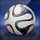 Soccer Ball Brazil 8in1 - VideoHive Item for Sale