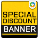Special Discount Banners - GraphicRiver Item for Sale