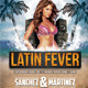 Latin Fever Flyer Template - GraphicRiver Item for Sale