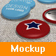 Badge Mockup - GraphicRiver Item for Sale