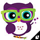 Owl School - GraphicRiver Item for Sale