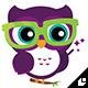 Owl School - GraphicRiver Item for Sale