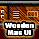 Wooden Mac UI Pack - GraphicRiver Item for Sale