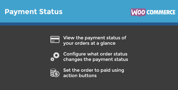 WooCommerce Payment Status - CodeCanyon Item for Sale