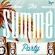 Summer Flyer / Poster - GraphicRiver Item for Sale
