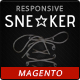 Responsive Magento Theme - Gala Sneaker - ThemeForest Item for Sale
